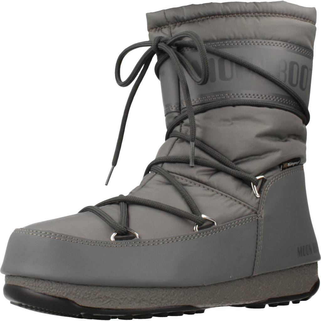 Moon Boot 24009200 006 Plata Zacaris Zapatos Online - Gran Venta
