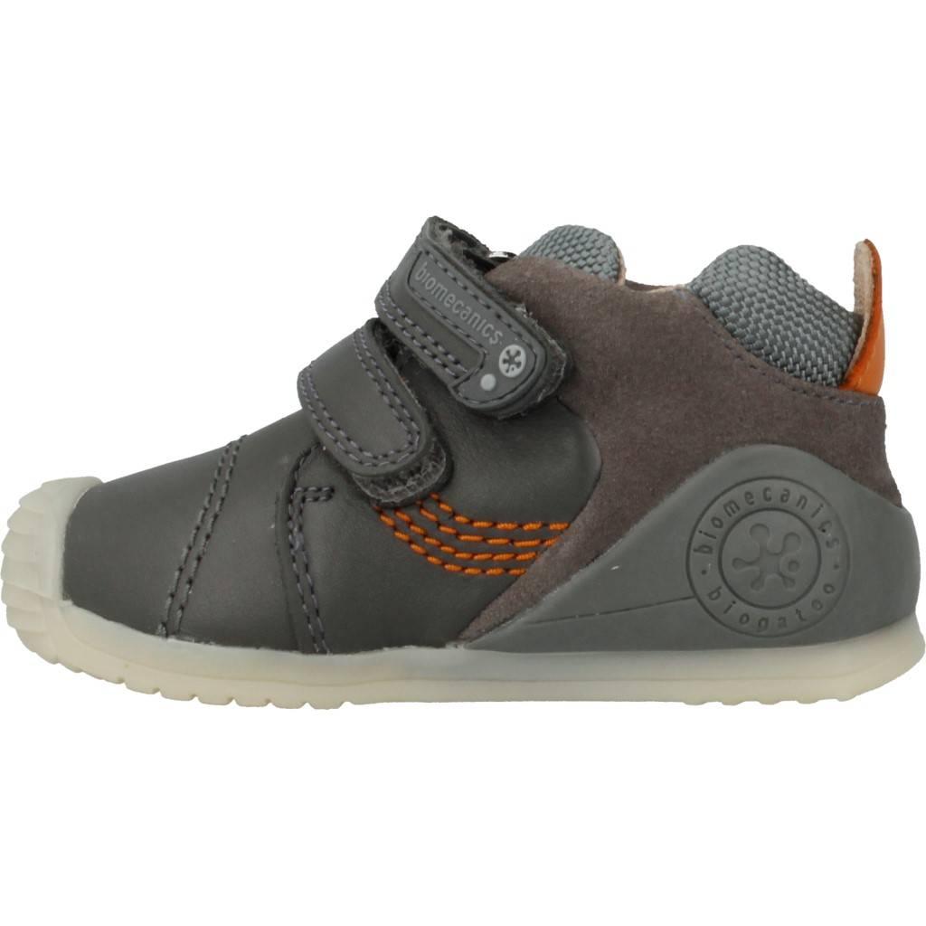 Grandes precios de zapatos para hombres y mujeres BIOMECANICS 171148 GRISZapatos niños  Zapatos Niños  Botas
