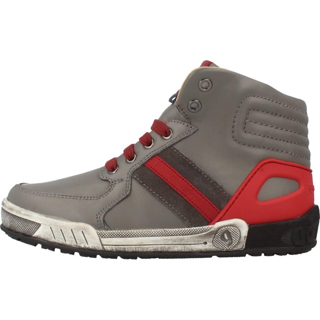 Grandes precios de zapatos para hombres y mujeres GARVALIN 161751 GRISZapatos niños  Zapatos Niños  Botas