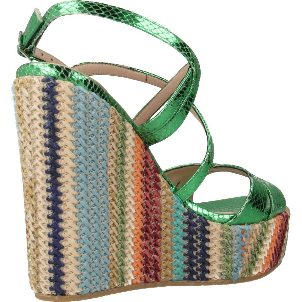 Albano 2151al Verde Zacaris Zapatos Online - Gran Venta