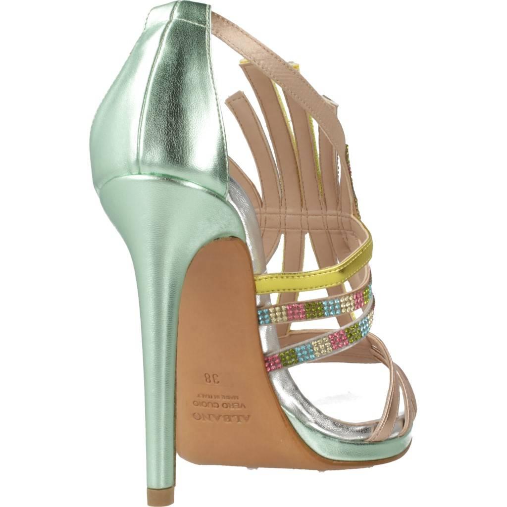 Albano 4208al Bronce Zacaris Zapatos Online - Gran Venta
