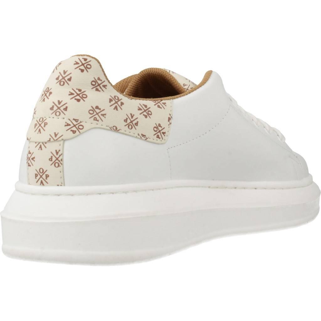 Menorquinas Popa Valnera Blanco Zacaris Zapatos Online - Gran Venta
