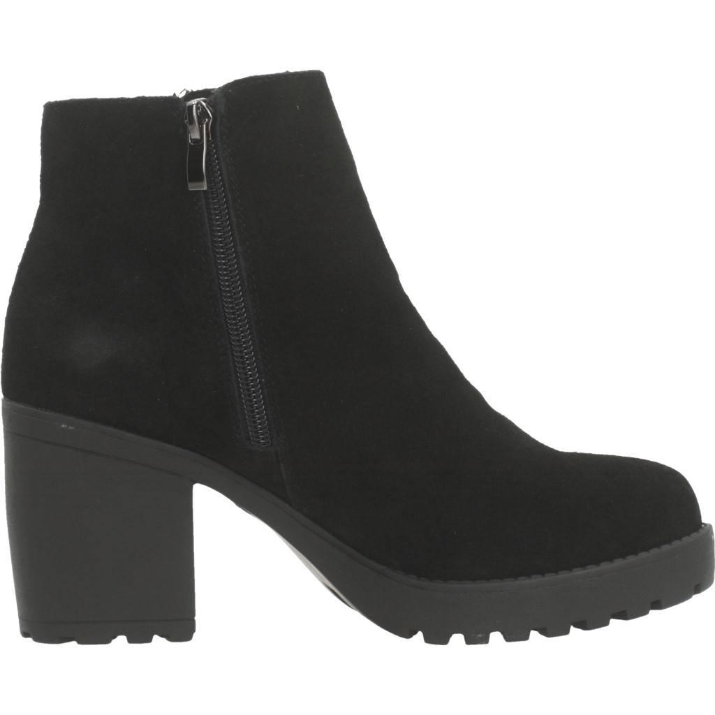 Avatar Shoes Illinois Negro Zacaris Zapatos Online - Gran Venta