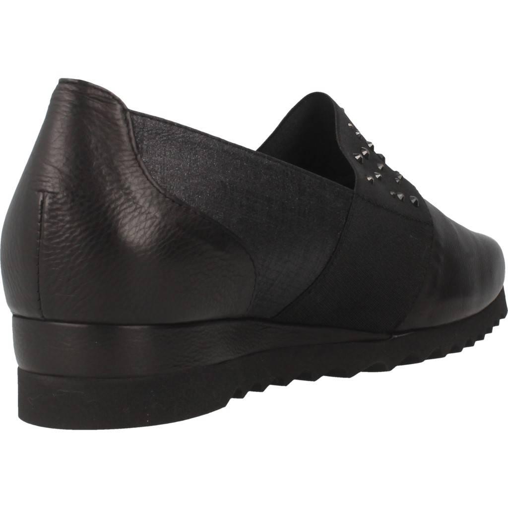 Platino 2163995 Negro Zacaris Zapatos Online - Gran Venta