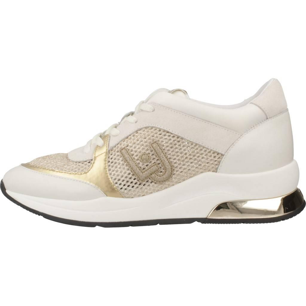 el precio se mantiene estable nueva estilos comprar auténtico LIU-JO KARLIE 12 SNEAKER BLANCO Zacaris zapatos online.