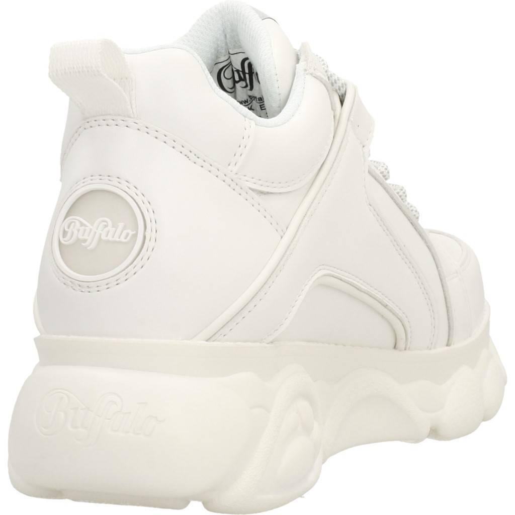 Buffalo Corin Sneaker Blanco Zacaris Zapatos Online - Gran Venta