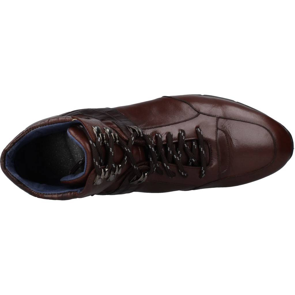 Angel Infantes 48112a Marron Zacaris Zapatos Online - Gran Venta