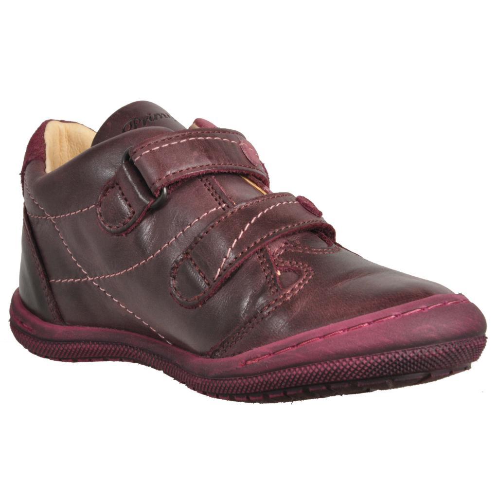 Primigi DANIEL - Zapatos primeros pasos de cuero para niño, color azul, talla 20