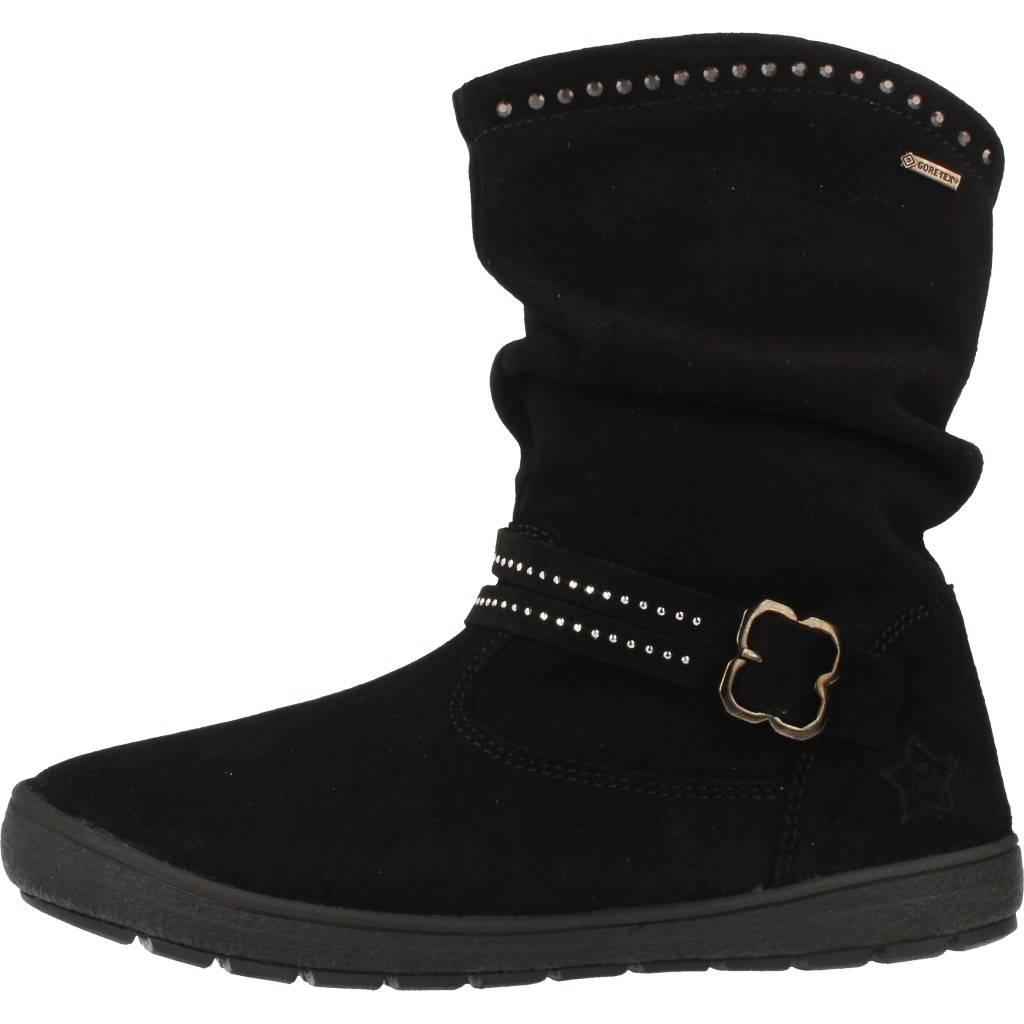 Grandes precios de zapatos para hombres y mujeres PRIMIGI 6045200 NEGROZapatos niños  Zapatos Niñas  Botas