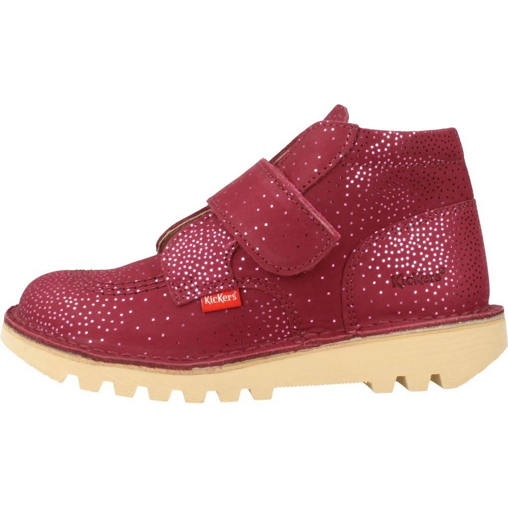 Grandes precios de zapatos para hombres y mujeres KICKERS NEOKRAFTY BURDEOSZapatos niños  Zapatos Niñas  Botas