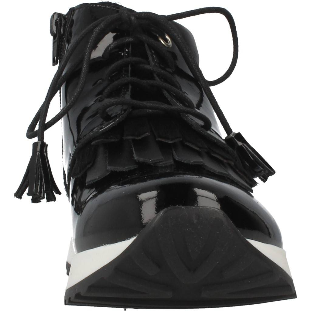 Apepazza Vernice Maude Negro Zacaris Zapatos Online - Gran Venta
