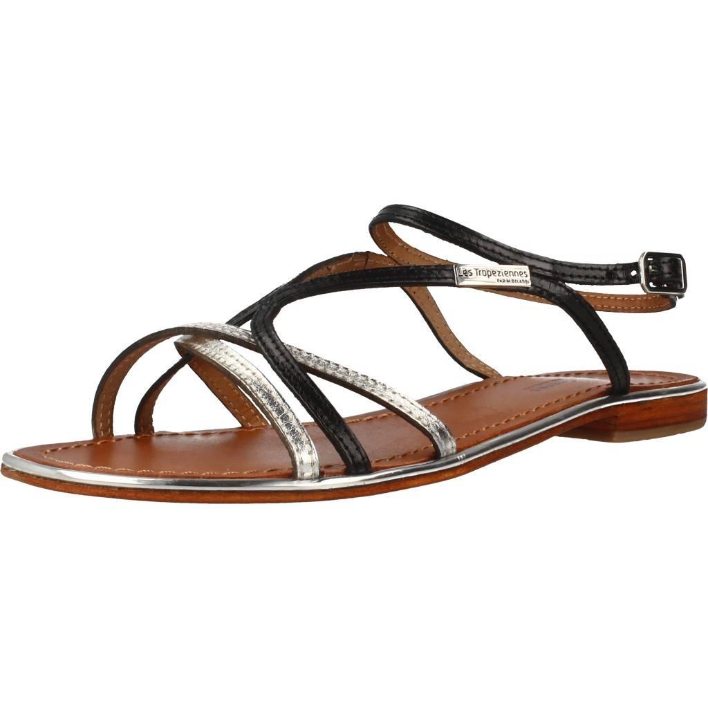 Sandalo LES TROPEZIENNES C11487MURE ,  Color Nero  ,    26fb0a