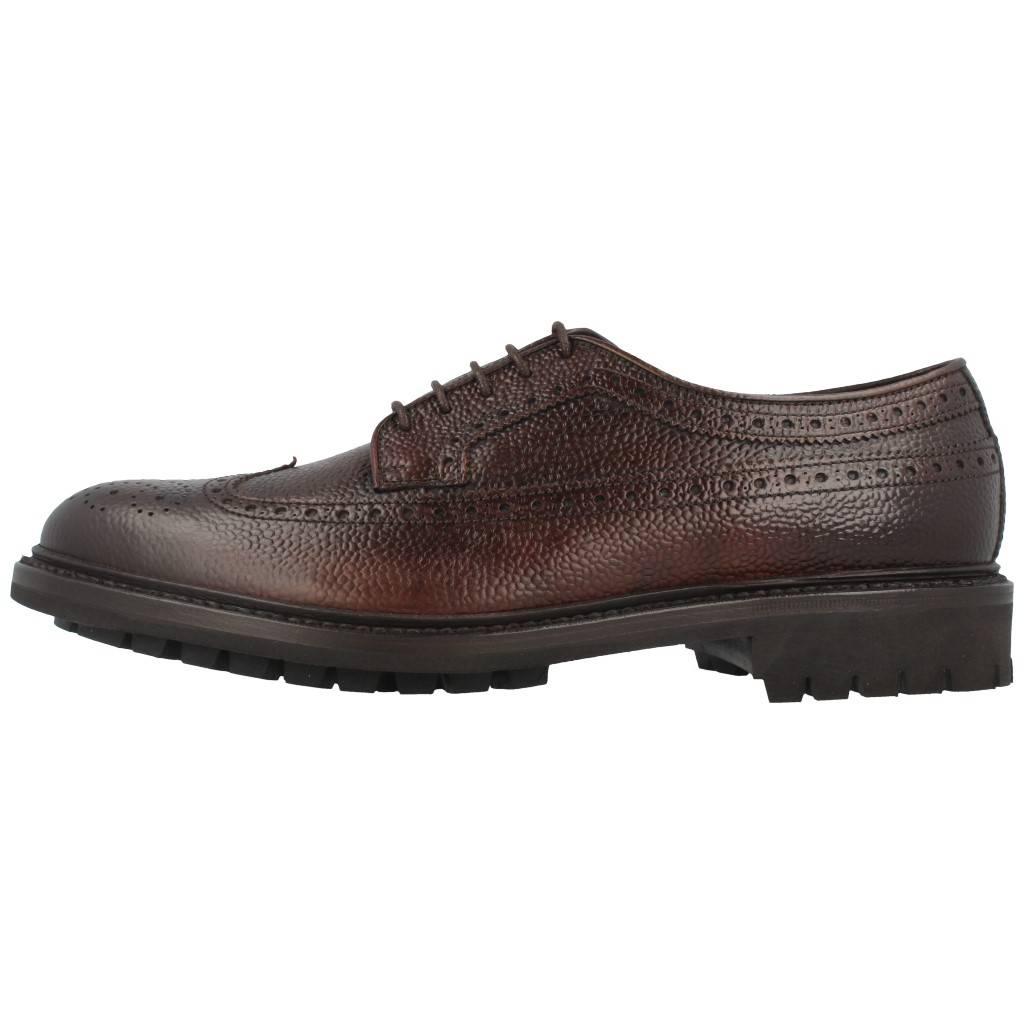 LOTTUSSE A2740 STONE MARRON Zacaris zapatos online.