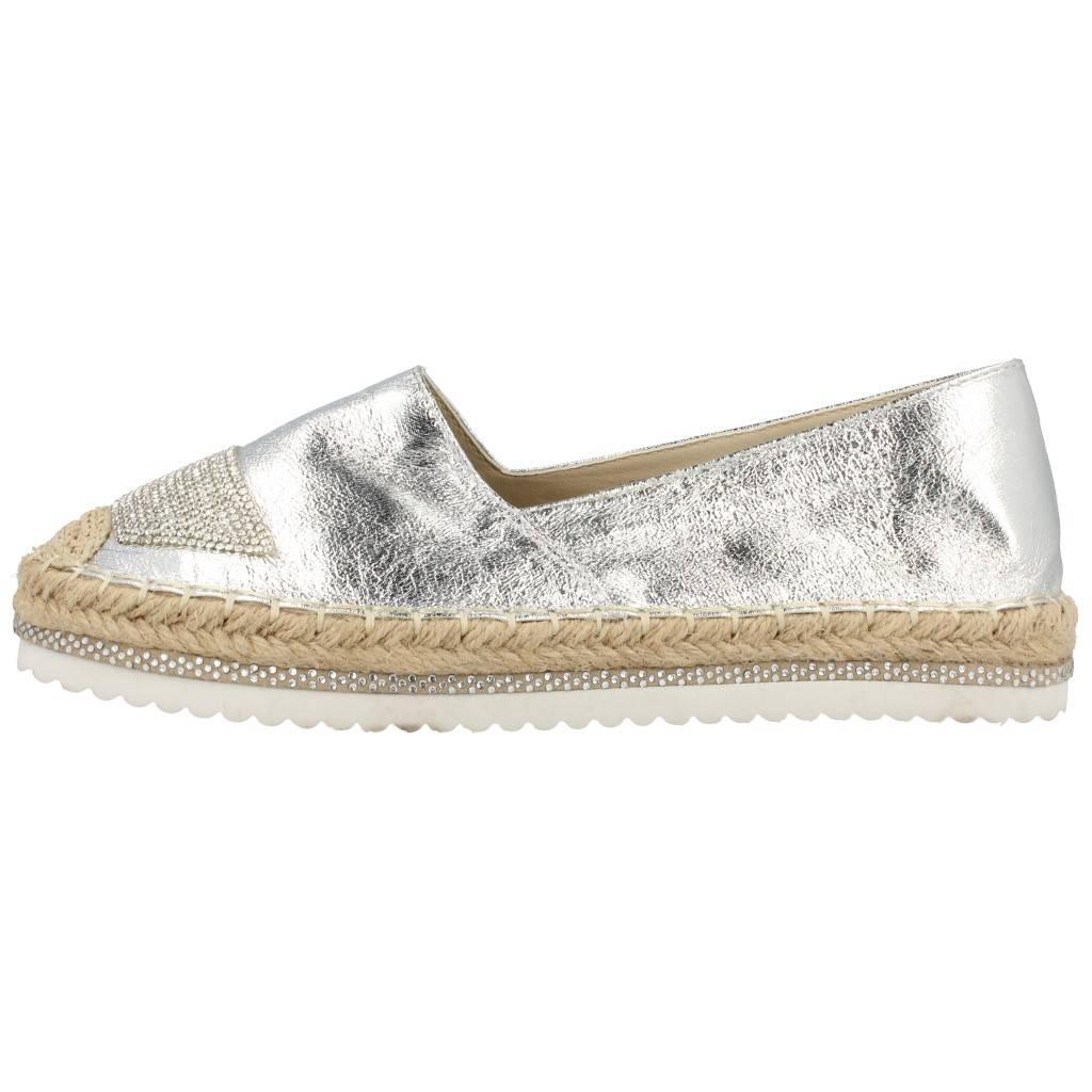 180360b9 FRANCESCO MILANO. Zapatos online. L073N PLATA