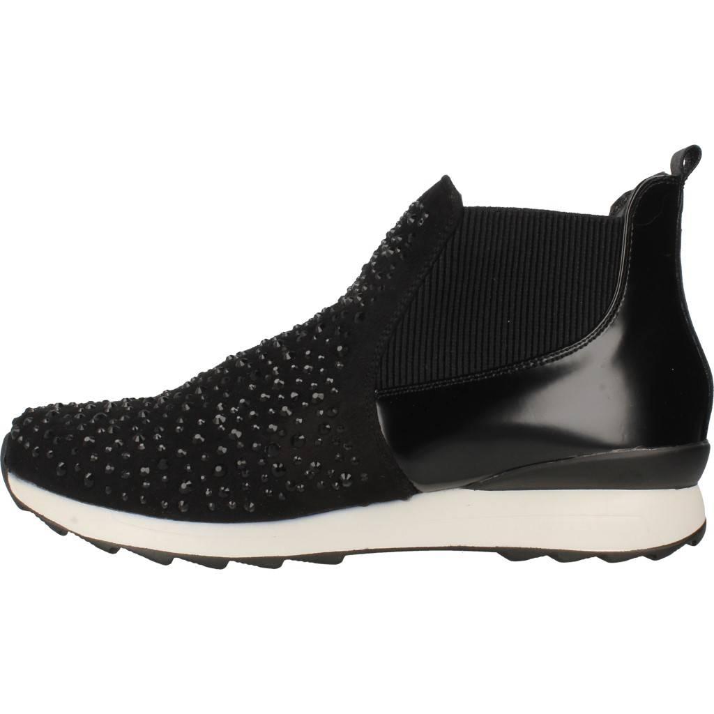 86003c00 FRANCESCO MILANO M200T Talla 37 NEGRO Zacaris zapatos online.