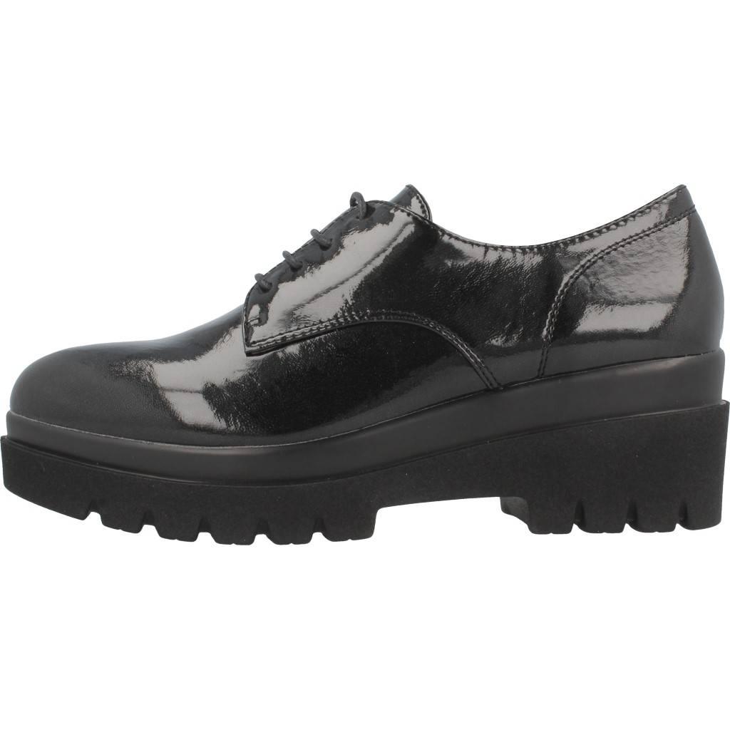 db2f651e FRANCESCO MILANO M018L Talla 41 NEGRO Zacaris zapatos online.
