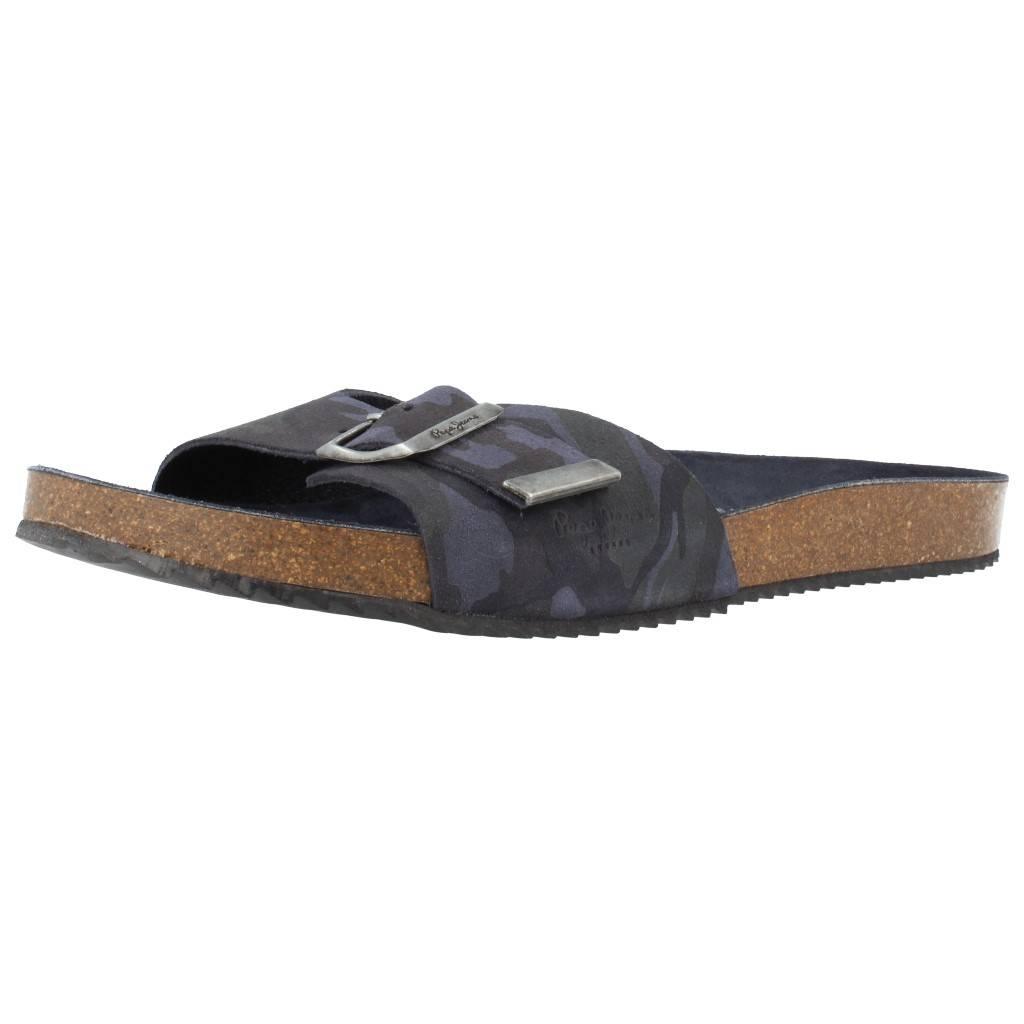 Sandalo PEPE JEANS PMS90020 Color Blu