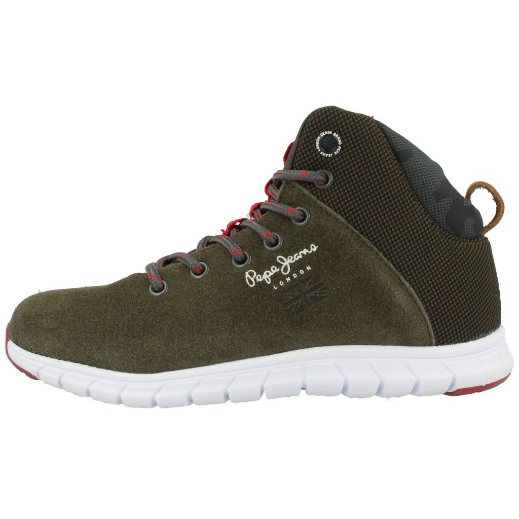 Grandes precios de mujeres zapatos para hombres y mujeres de PEPE JEANS COVEN VERDEZapatos niños  Zapatos Niños  Botas 6a9d9b
