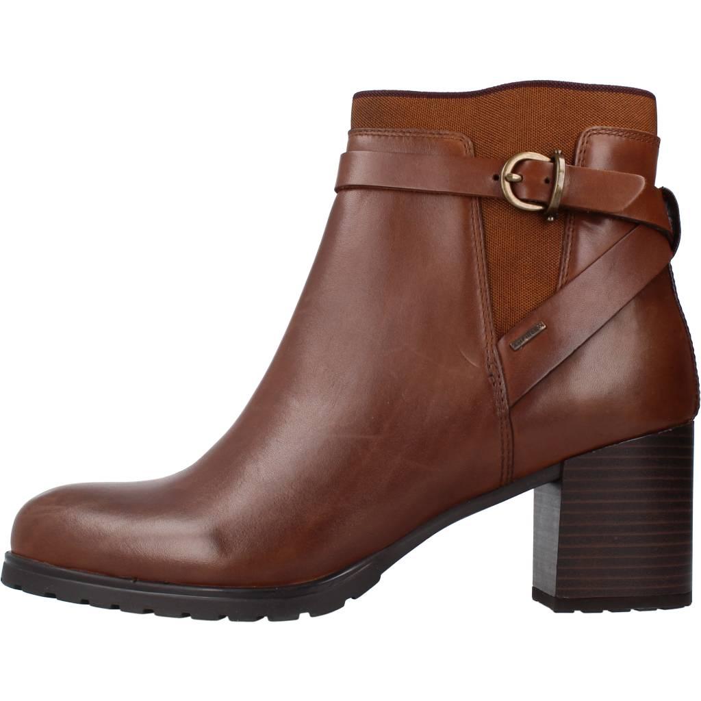 Minero saludo Generosidad  GEOX D CALINDA MID NEGRO Zacaris zapatos online.