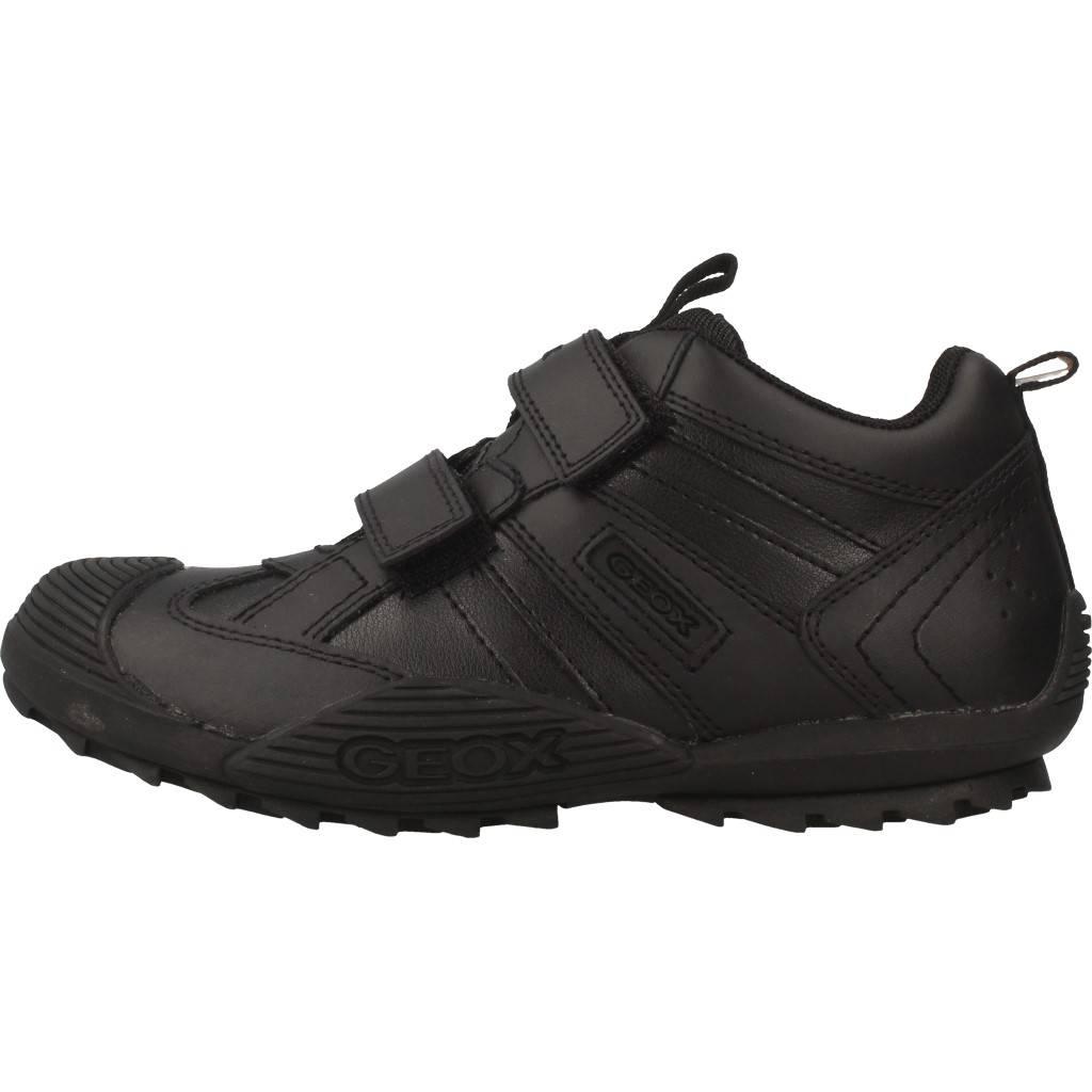GEOX J WILLIAM A NEGRO Zacaris zapatos online.