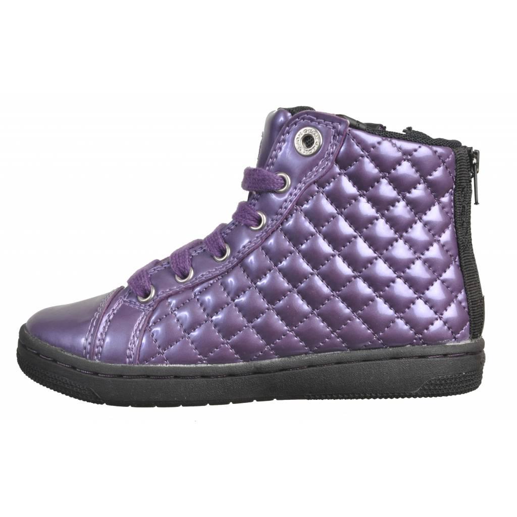 Grandes precios de zapatos para hombres y mujeres GEOX JR CREAMY VIOLETAZapatos niños  Zapatos Niñas  Botas