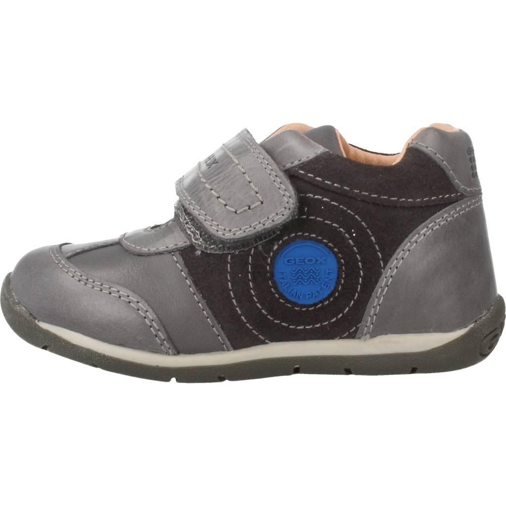 Grandes hombres precios de zapatos para hombres Grandes y mujeres GEOX B EACH BOY D GRISZapatos niños  Zapatos Niños  Botas 6da15d