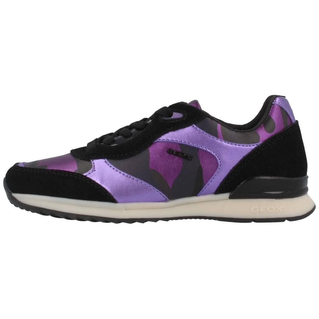 Grandes precios de zapatos para hombres y mujeres GEOX J MAISIE GE VIOLETAZapatos niños  Zapatos Niñas  Zapatillas