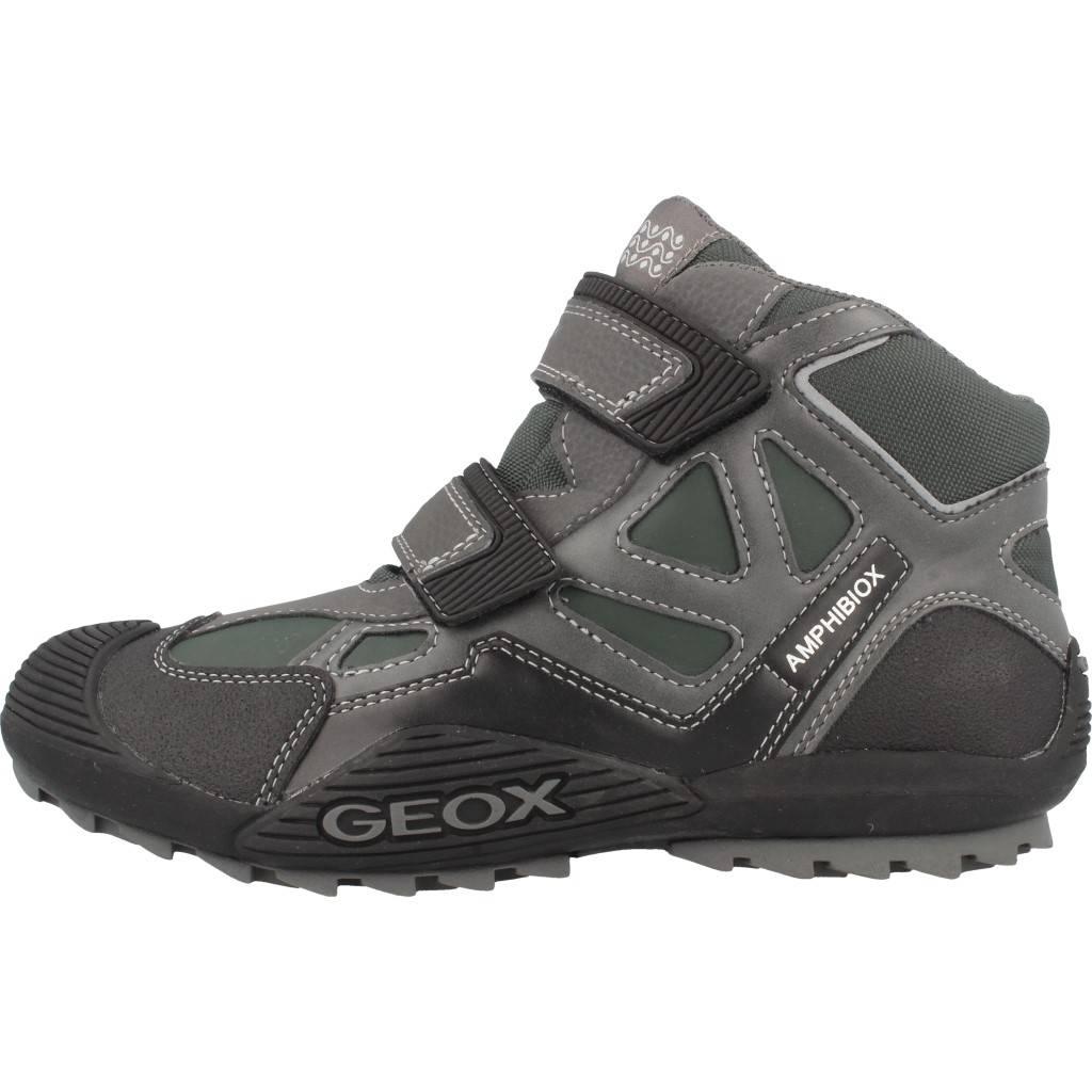 Savage Abx Geox Jr Zacaris D B Zapatos Online Gris twwqBf