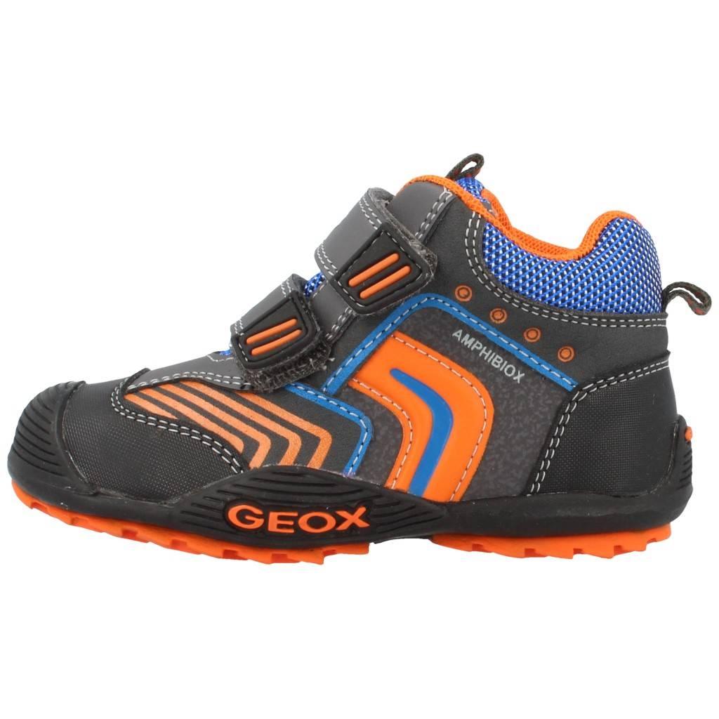 Grandes precios de zapatos para hombres y mujeres GEOX B SAVAGE B AZULZapatos niños  Zapatos Niños  Botas