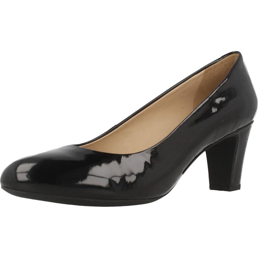 Color Negro Salones Mujer GEOX D MARIELE MID