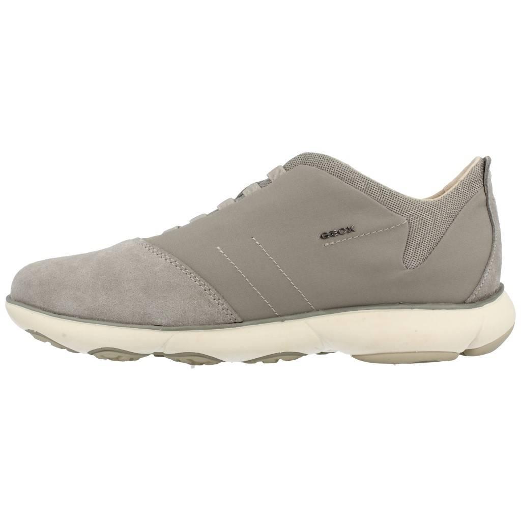 501b6f76e8f GEOX. Zapatos online. U NEBULA B GRIS