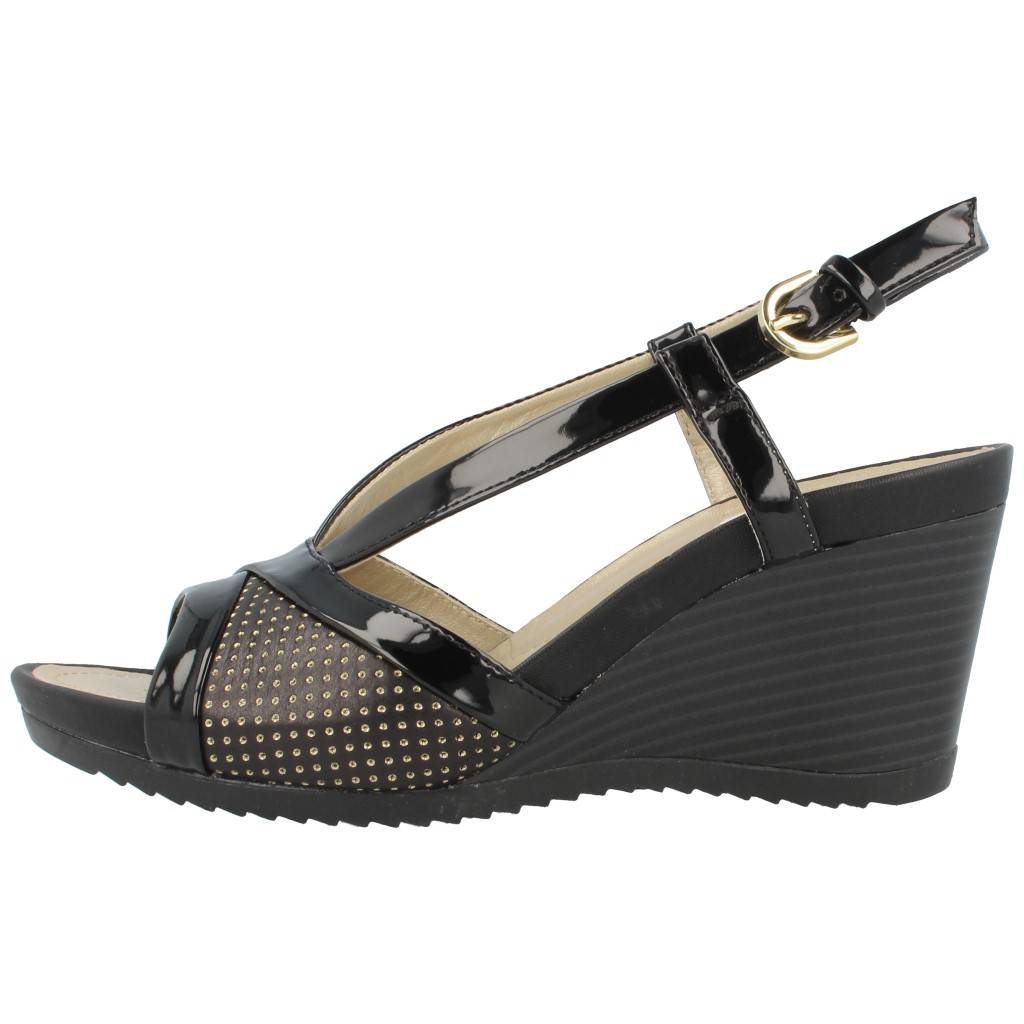GEOX. Zapatos online. D NEW RORIE A NEGRO