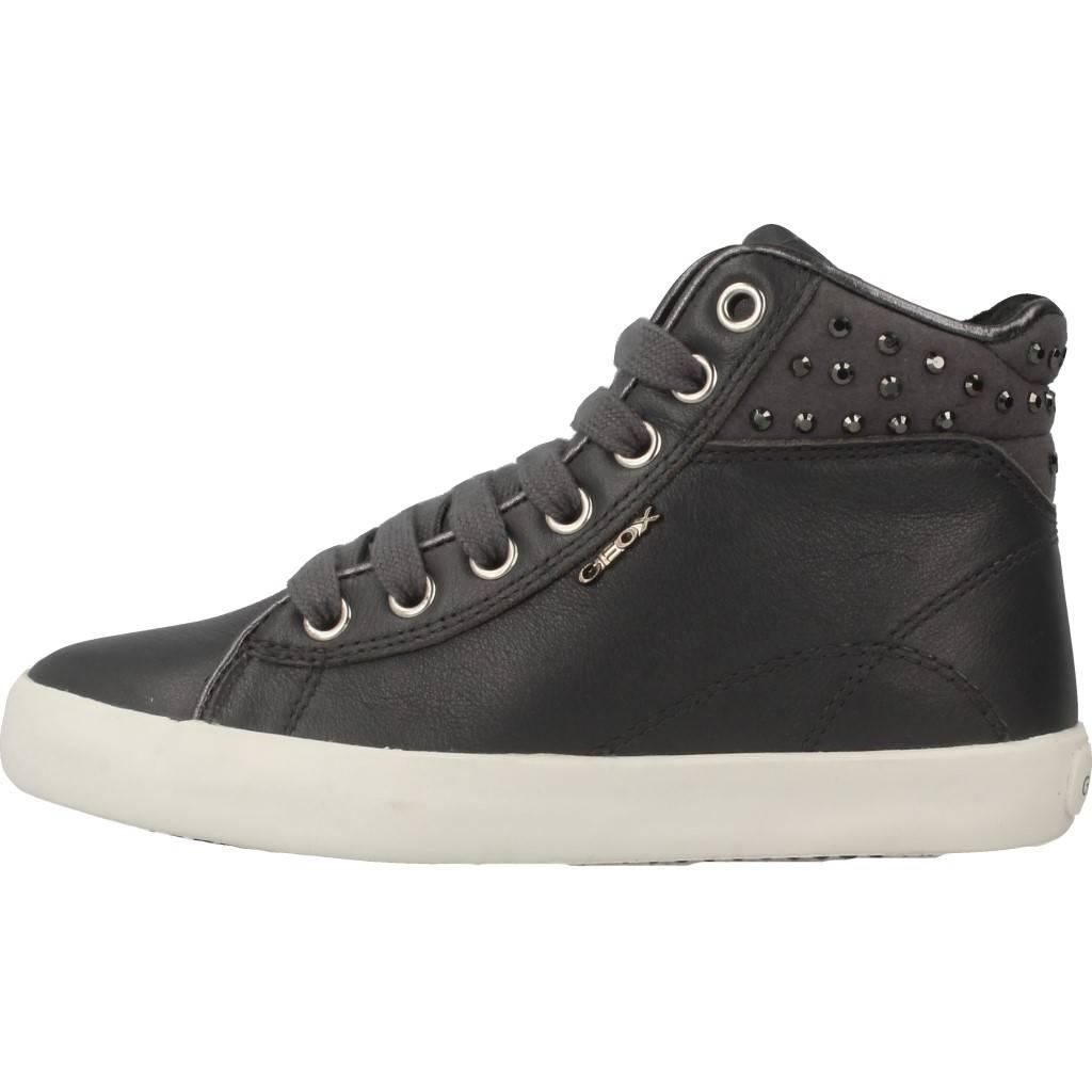 ead2a7e507 Grandes precios de zapatos para hombres y mujeres GEOX J KIWI G C  GRISZapatos niños Zapatos Niñas