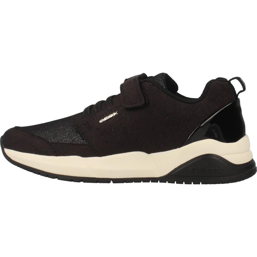 Grandes precios de zapatos para hombres y mujeres GEOX J HIDEAKI GD NEGROZapatos niños  Zapatos Niñas  Zapatillas  Zapatillas
