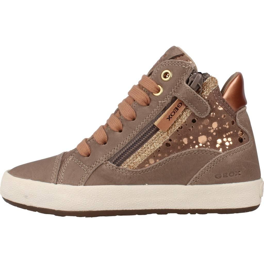 Grandes precios de zapatos para hombres y mujeres GEOX J WITTY B MARRON CLAROZapatos niños  Zapatos Niñas  Zapatillas