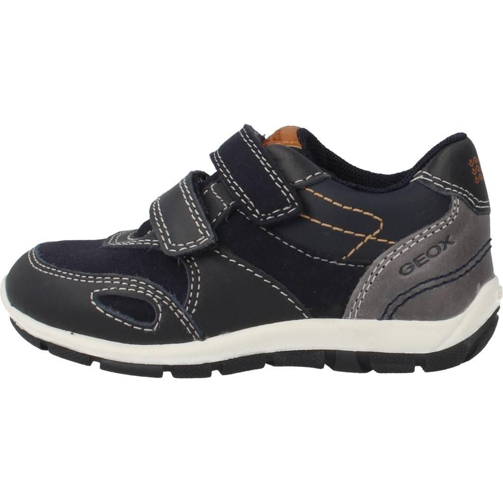 Grandes precios de zapatos para hombres y mujeres GEOX B SHAAX B NEGROZapatos niños  Zapatos Niños  Zapatillas