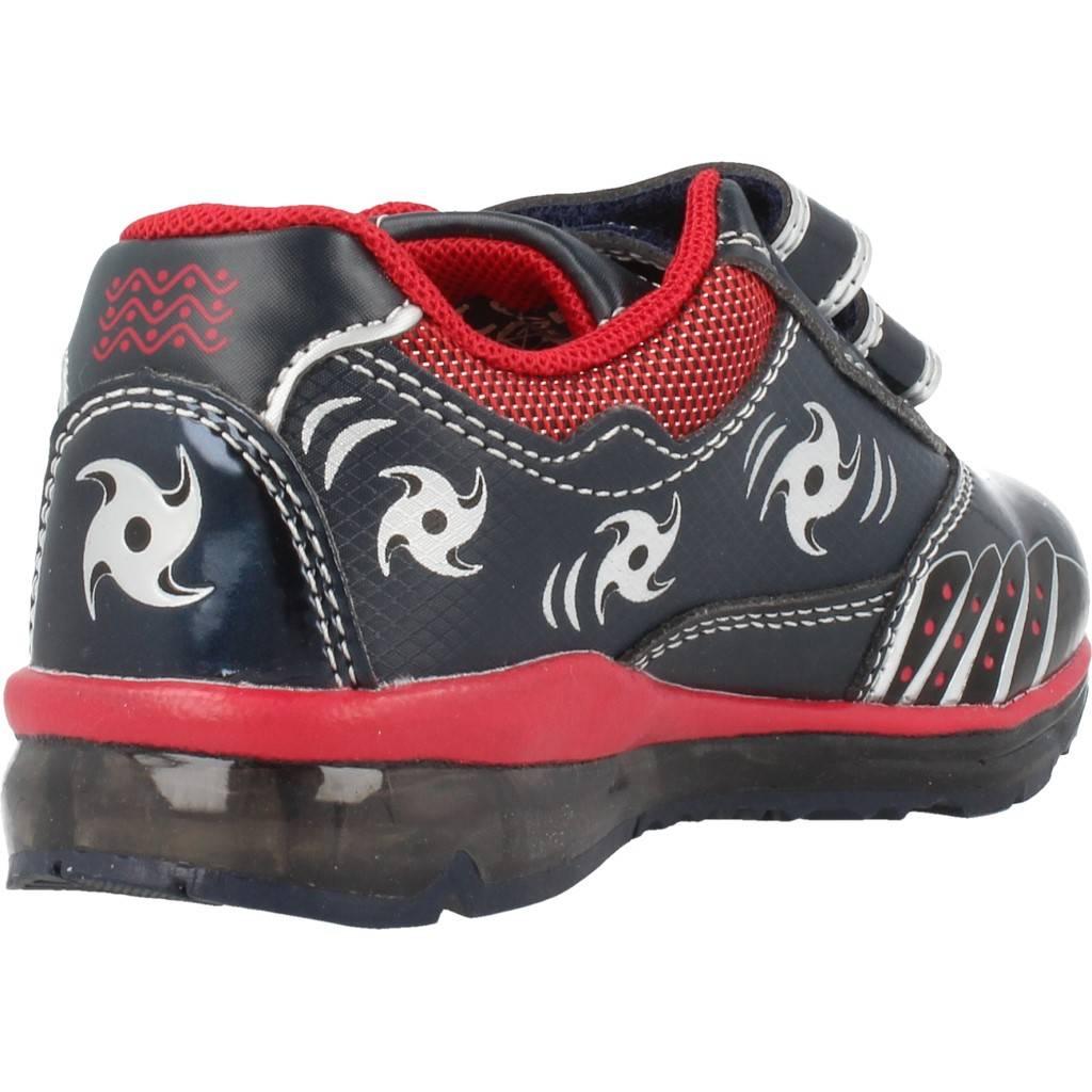 f16574df ... Grandes precios de zapatos para hombres y mujeres GEOX B TODO B C con  luces AZULZapatos niños ...