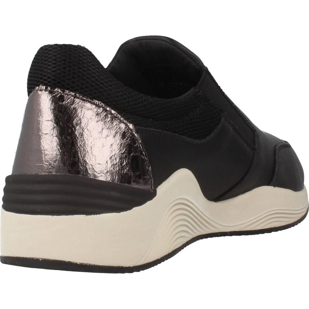 salida de fábrica nuevo estilo muy bonito GEOX D OMAYA C NEGRO Zacaris zapatos online.