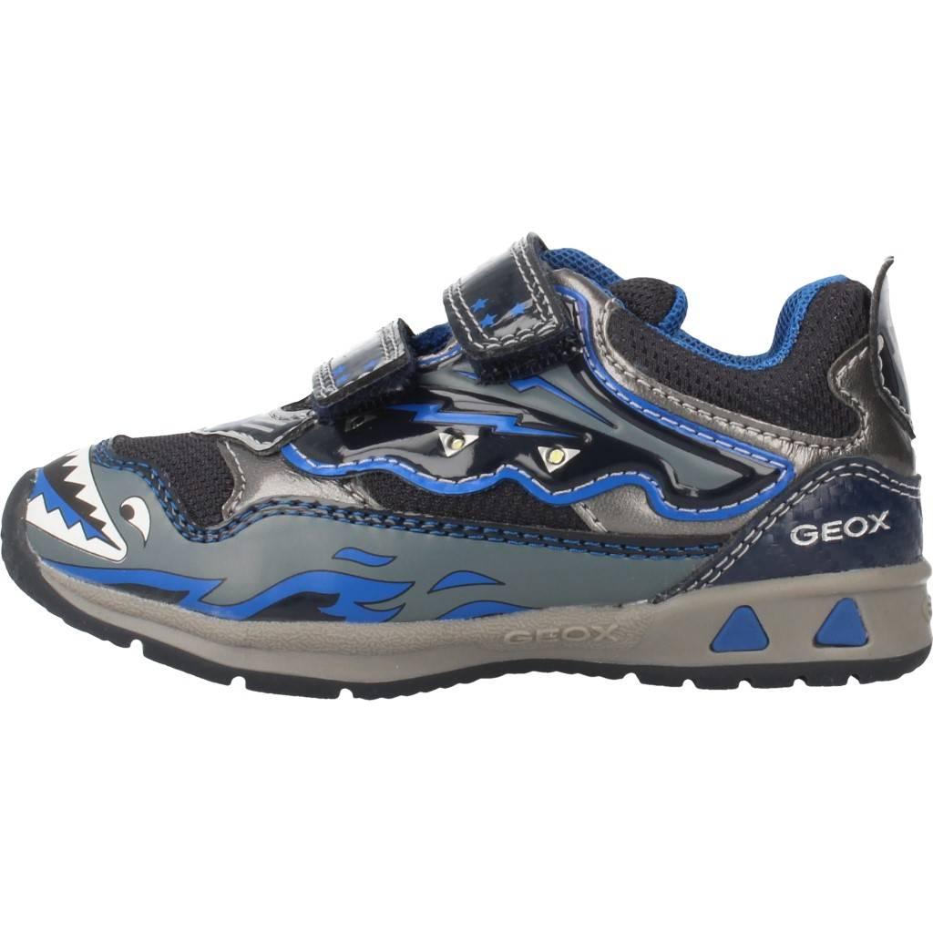 8d79c7117b GEOX B TEPPEI BOY D con luces AZUL Zacaris zapatos online.