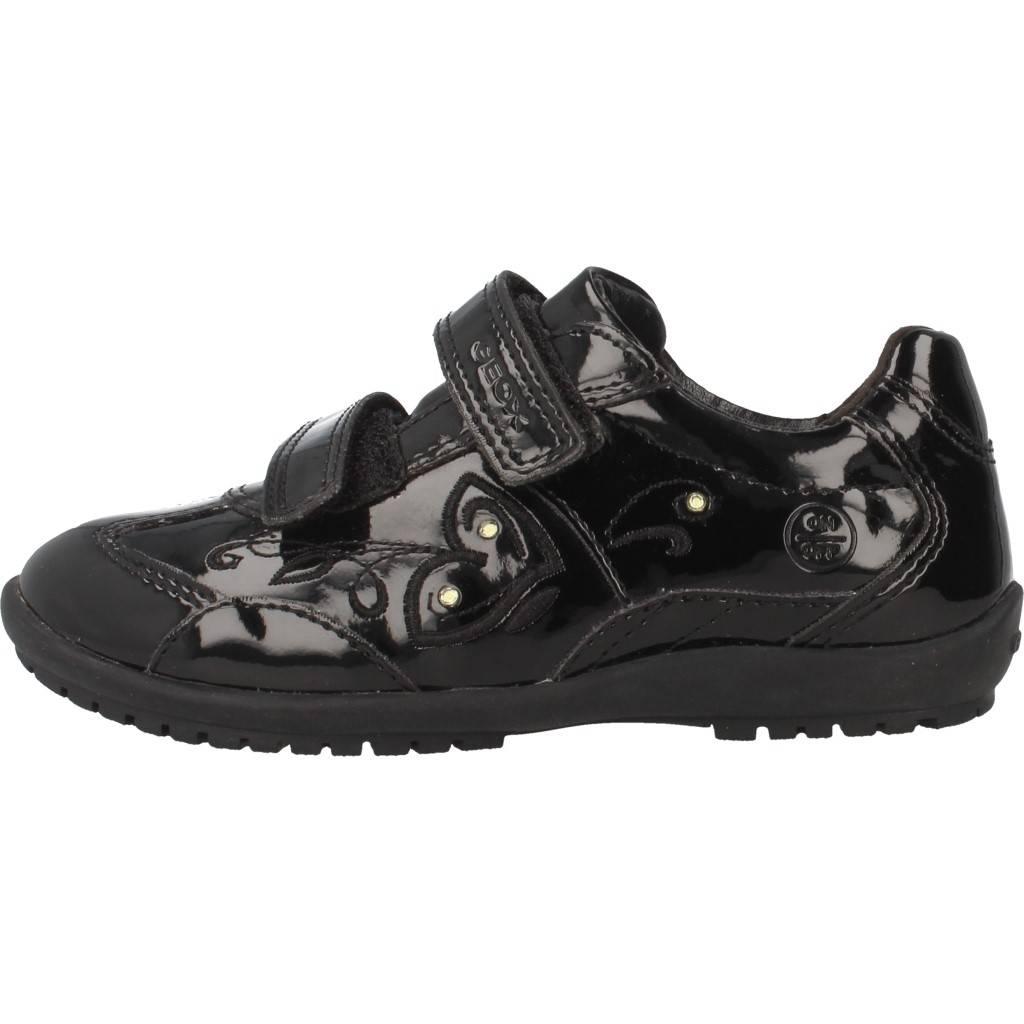 Grandes precios de zapatos para hombres y mujeres GEOX J BON BON D con luces NEGROZapatos niños  Zapatos Niñas  Zapatillas