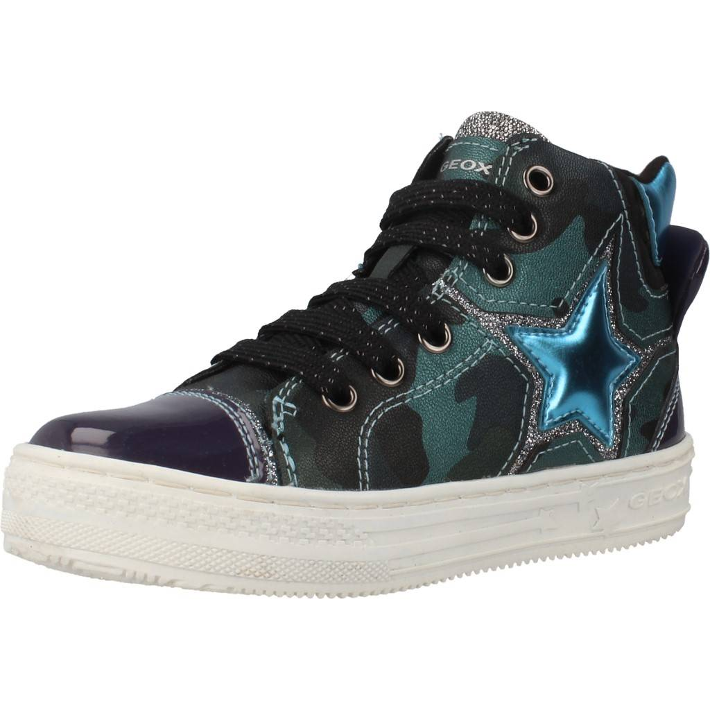 tratar con sobras Samuel  GEOX J HIGHROCK GIRL B AZUL Zacaris zapatos online.