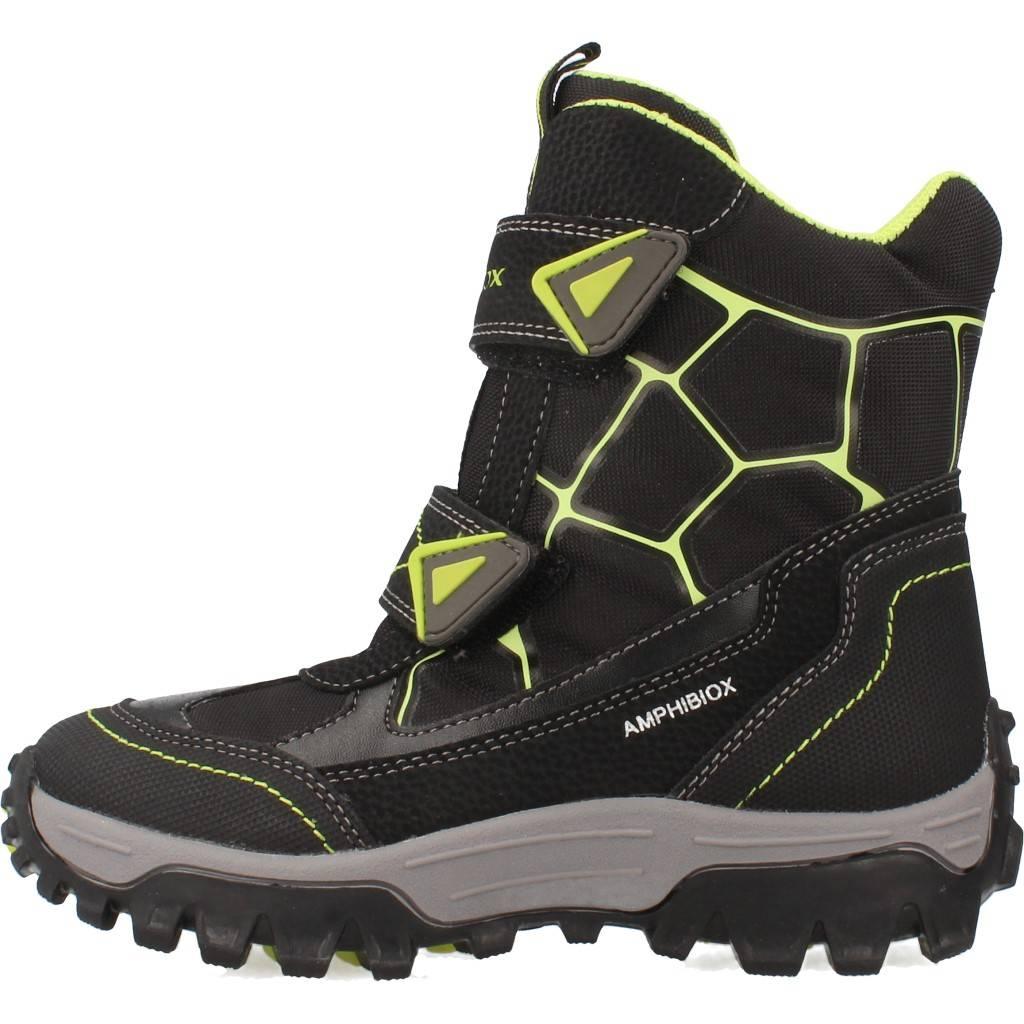 GEOX JR HIMALAYA B ABX B NEGRO Zacaris zapatos online.