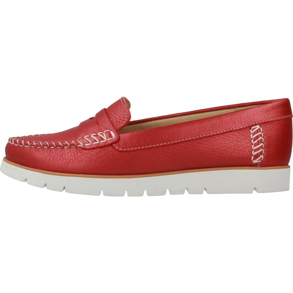 66fa6e1a GEOX D KOOKEAN ROJO Zacaris zapatos online.