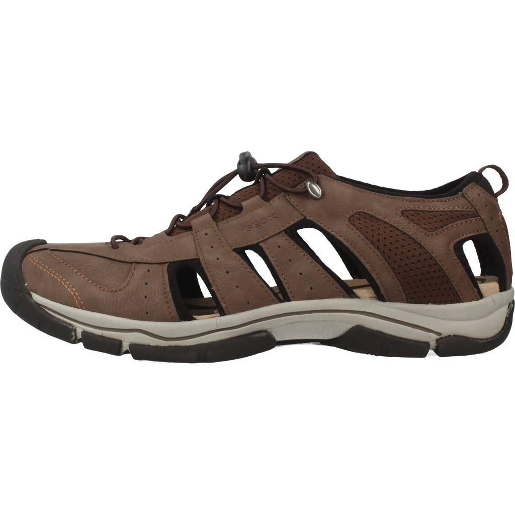 b878e8a8 GEOX U AYLER MARRON Zacaris zapatos online.