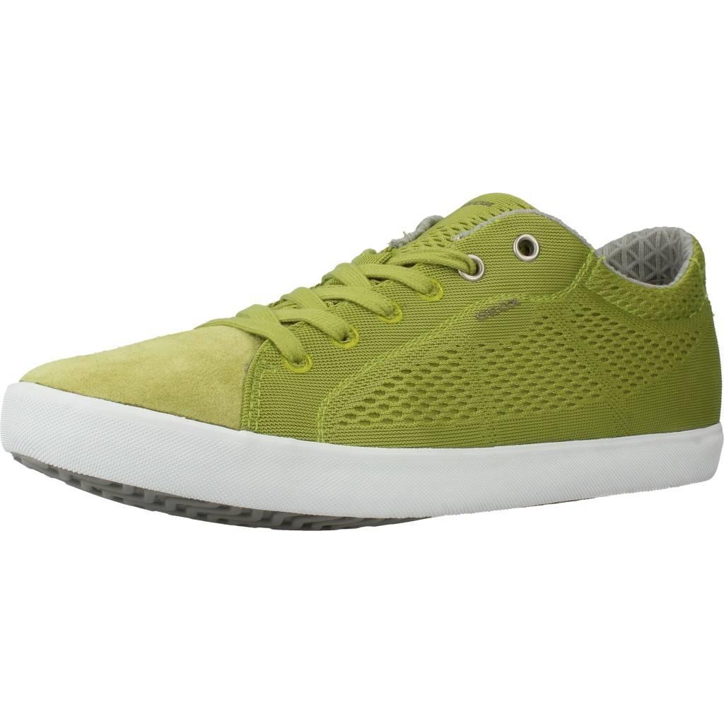 Sneaker GEOX U SMART Color Verde