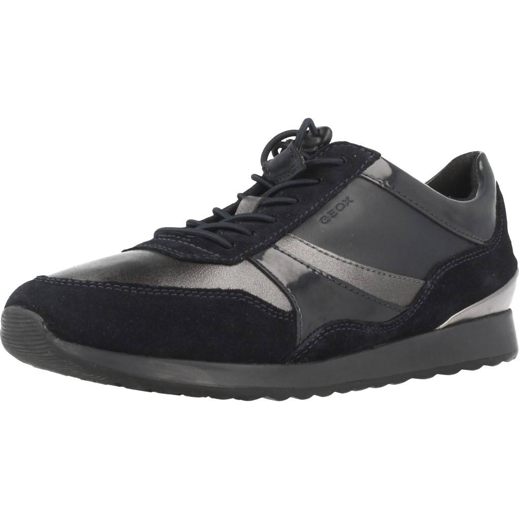 Damen Laufschuhe DEYNNA Blau E D GEOX 97282xkek23210 Sneaker