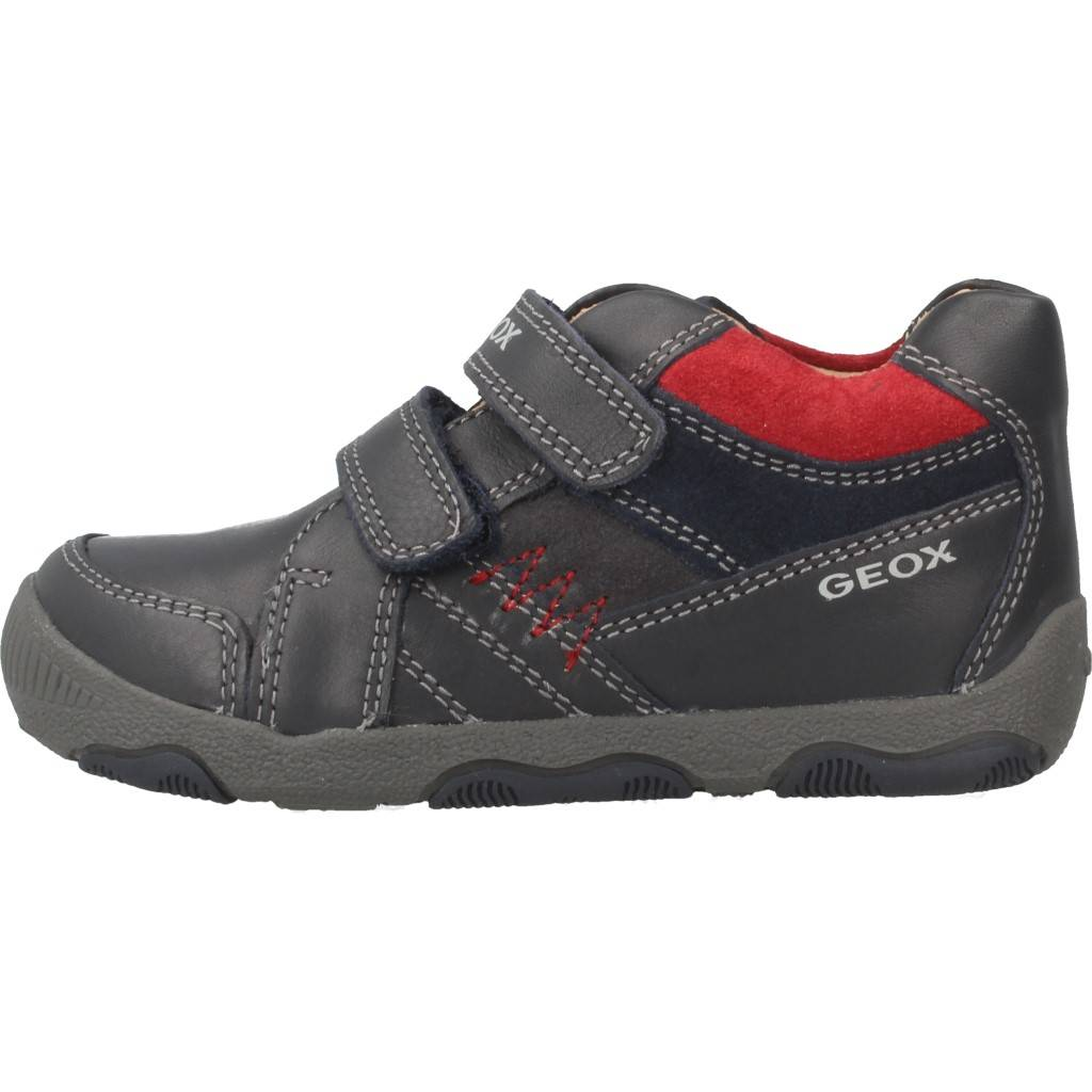 GEOX. Zapatos online. B NEW BALU BOY GRIS