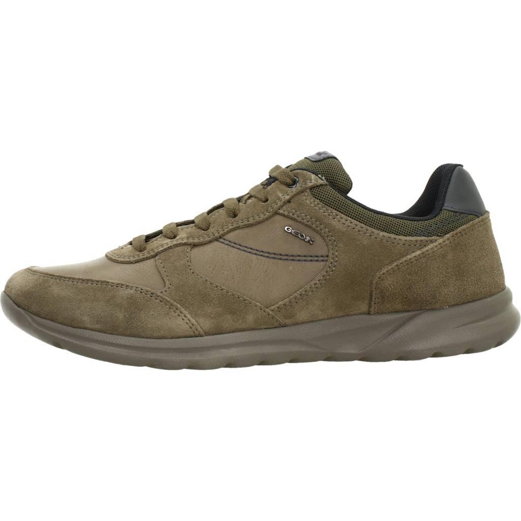 Online Geox U Marron Zacaris Zapatos Damian XgqFrX