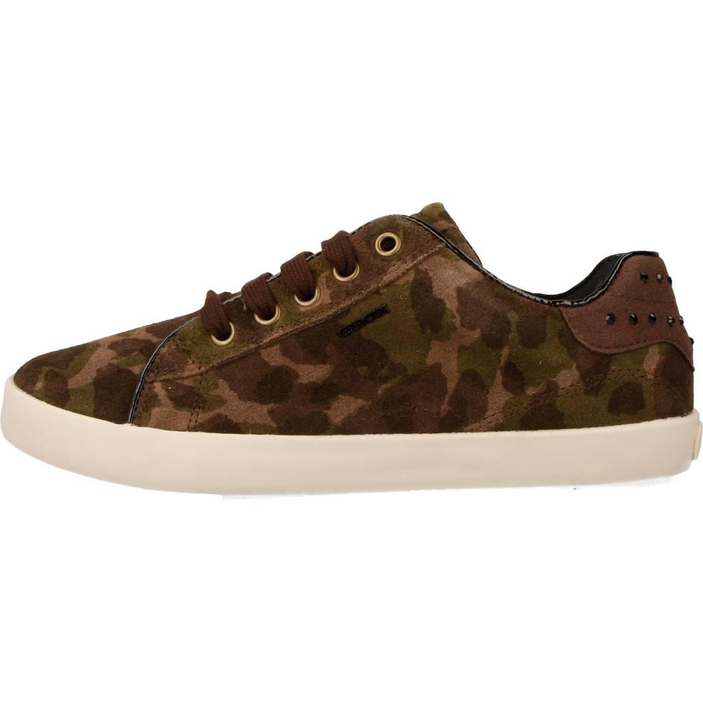 Grandes precios de zapatos para hombres y mujeres GEOX J KILWI GIRL VERDEZapatos niños  Zapatos Niñas  Zapatillas