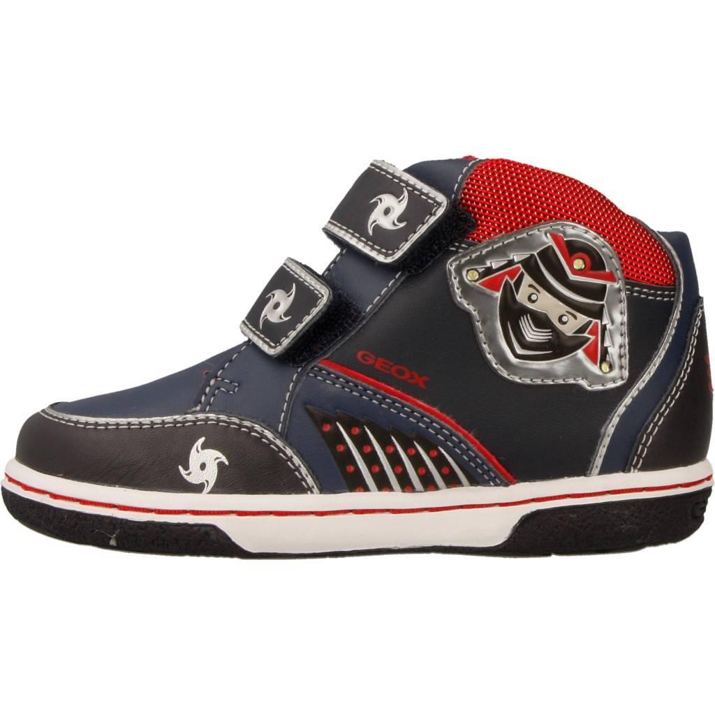 Grandes precios de zapatos para hombres y mujeres GEOX B FLICK BOY AZULZapatos niños  Zapatos Niños  Botas